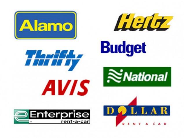 Alamo, Hertz, Budget, Avis, Europcar, Sixt. Rent a Car, Alugar Carro