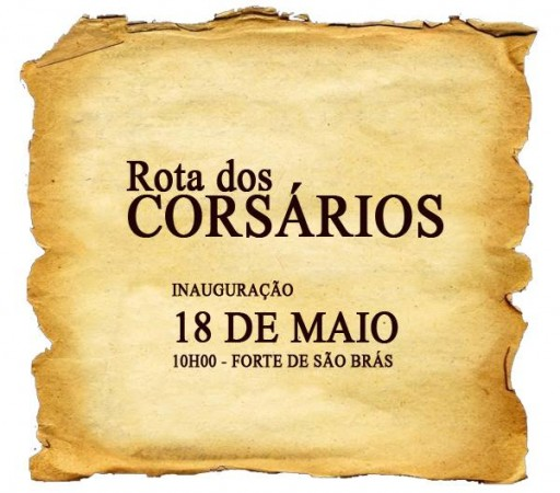 Rota dos corsrios